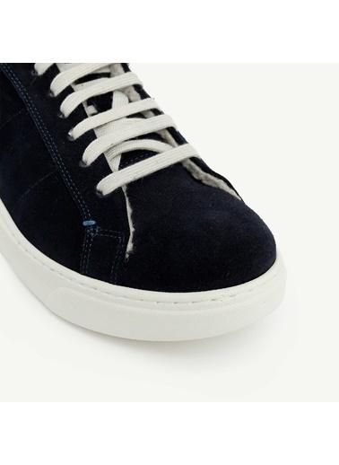 Yargıcı Spor Ayakkabı Lacivert